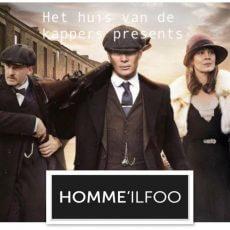 Herenkapsalon Homme IL FOO Waregem
